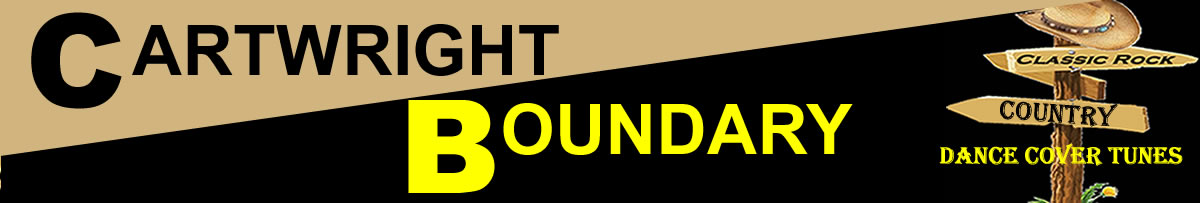 Cartwright Boundary - Live Band - Live Music - Dances, Weddings, bars, Ontario